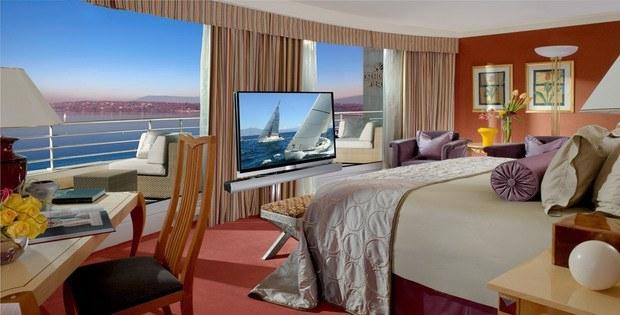 1 Royal Penthouse Suite, President Wilson Hotel, Geneva