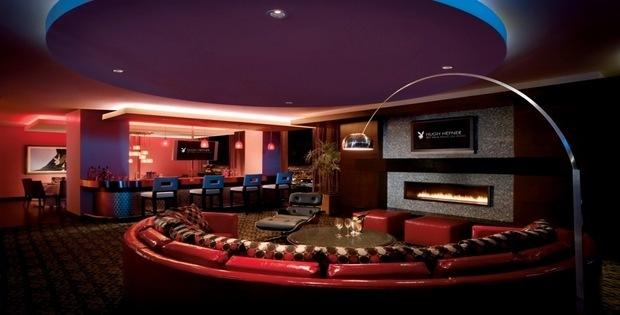 2 Hugh Hefner Sky Villa, Palms Casino Resort