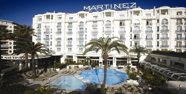 3 Penthouse Sea View Apartments, The Hotel Martinez